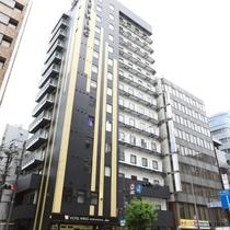 ホテルウィングインターナショナルセレクト大阪梅田施設全景