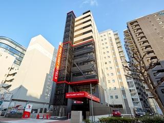 レッドプラネット 名古屋錦(2017年10月26日オープン)施設全景