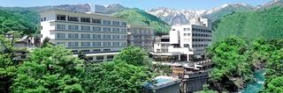 せせらぎの宿 水上温泉 ホテル一葉亭(BBHホテルグループ)施設全景