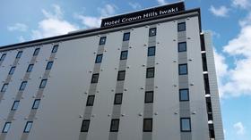 ホテルクラウンヒルズいわき(BBHホテルグループ)施設全景