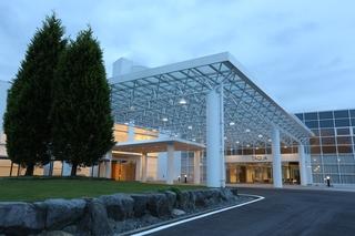 天山 多久温泉 TAQUA(2018年7月8日グランドオープン)施設全景