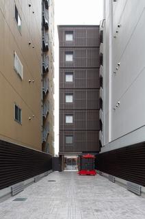 ホテルグラッドワン京都四条大宮施設全景