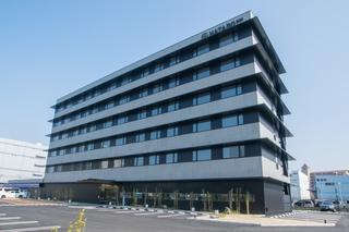 ハタゴイン関西空港(2018年3月1日OPEN)施設全景