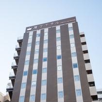 変なホテル東京 西葛西施設全景