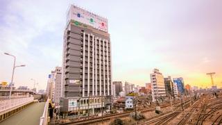 ユニゾイン新大阪施設全景
