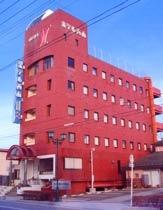 ビジネスホテル西山(相馬)施設全景