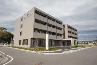 富岡ホテル施設全景