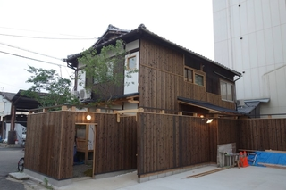 平旅籠 ひばり Hibari Hostel施設全景