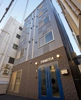 旅人の宿 TOMIYA施設全景