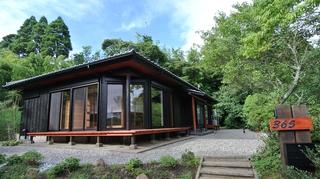 里の箱庭 Lodge365施設全景