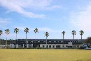 青島フィッシャーマンズビーチサイドホステル&スパ施設全景