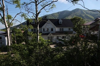 Madarao Mountain Lodge施設全景