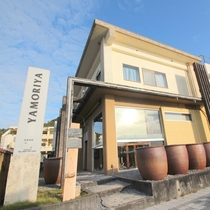 Beach side hotel YAMORIYANONIKAI施設全景