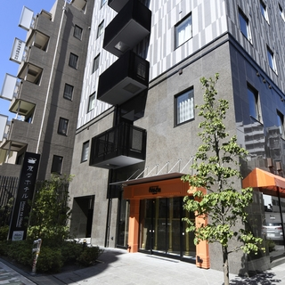 変なホテル東京 浅草橋(2018年7月13日オープン)施設全景