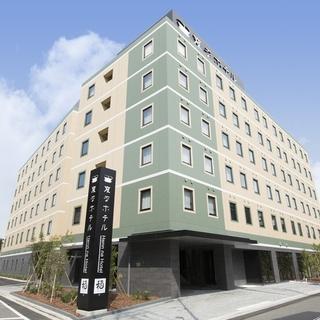変なホテル東京 羽田(2018年10月3日オープン)施設全景