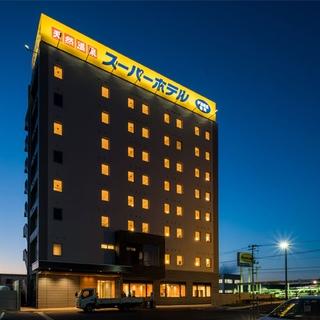 スーパーホテル福島・いわき 天然温泉「福幸の湯」(2018年2月21日グランドオープン)施設全景