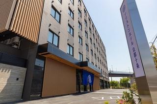 アリストンホテル京都十条(2018年5月10日オープン)施設全景