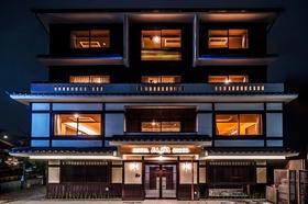 ホテル アルザ京都施設全景