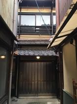 House The Terminal 堺町竹屋町施設全景