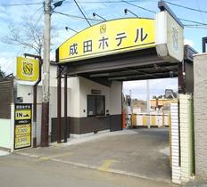 N成田ホテル施設全景