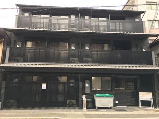 カラタチ七条間之町ジャパンホテルズ施設全景