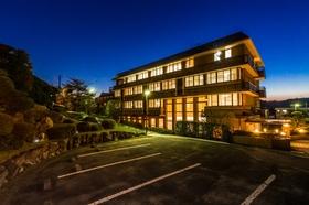 ホテル ルナパーク 別邸やすらぎ施設全景