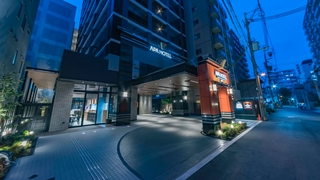 アパホテル<東梅田 南森町駅前>2018年5月9日OPEN施設全景