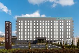 ホテルルートイン宇都宮ゆいの杜施設全景