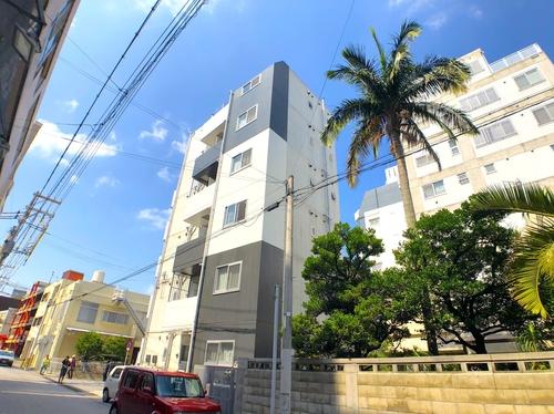 Little Island Okinawa 旭橋施設全景