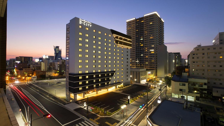 ダイワロイヤルホテル D−CITY 名古屋納屋橋