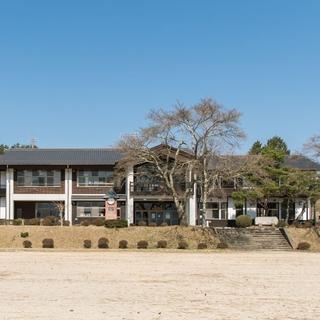 ゲストハウスgaku馬籠(馬籠ふるさと学校)施設全景