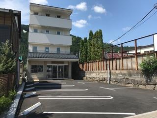 ホテルファミテック日光駅前施設全景
