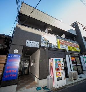 Osaka Tsuruhashi Condominium Residenzi施設全景