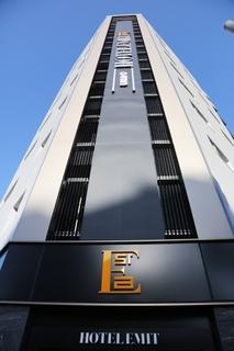 HOTEL EMIT UENO(ホテルエミット上野)施設全景