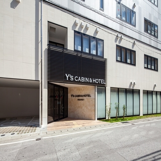 Y's CABIN&HOTEL那覇国際通り(2018年5月25日OPEN)施設全景
