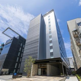 東急ステイ博多(2018年6月26日オープン)施設全景
