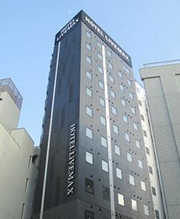 ホテルリブマックス高田馬場駅前施設全景