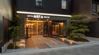 ホテルWBF五条大宮施設全景