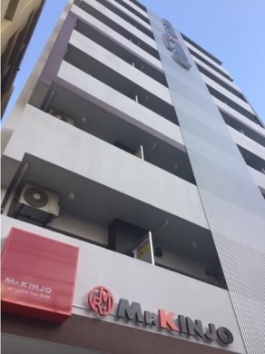 Mr.KINJOinSyantiVan壺川駅施設全景