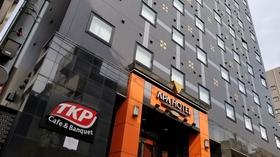 アパホテル<TKP京急川崎駅前>施設全景