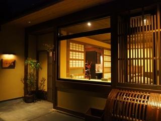 京町家の貸切宿 十六夜施設全景