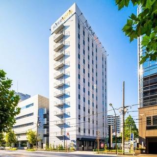 スーパーホテル東京・芝【高濃度人工炭酸泉 開城の湯】(2018年8月22日オープン)施設全景