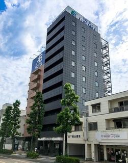 ホテルリブマックス岐阜駅前施設全景