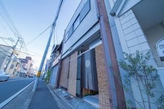 JQ Villa Kyoto Fushimi施設全景