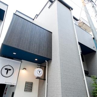 TATERU bnb TAKASAGO B施設全景