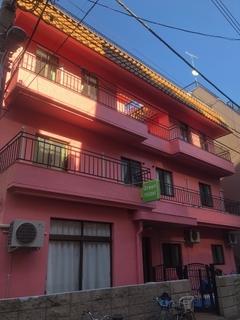 Green ホテル施設全景