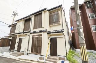 4S Stay kyoto kujo施設全景