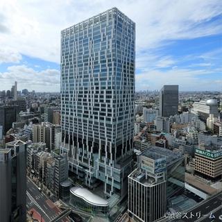 渋谷ストリームエクセルホテル東急施設全景