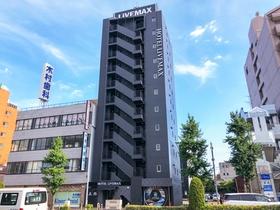 ホテルリブマックスBUDGET名古屋太閤通口施設全景