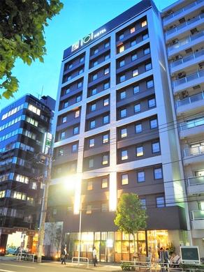 イチホテル上野新御徒町施設全景